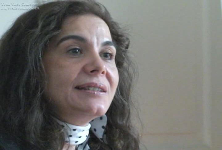 Cecilia Rovaretti, periodista de Radio Cooperativa