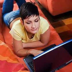 Copia de mujer internet