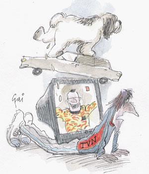 crítica tv
