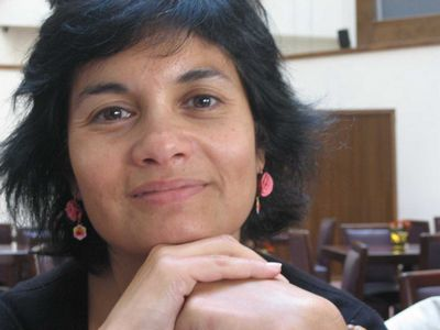 María Pía Matta, presidenta de Amarc-alc