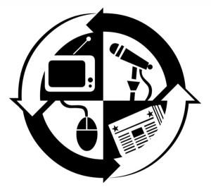 red de medios