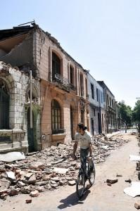 terremoto basílica