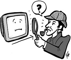 tv digital comic