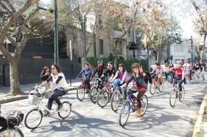 cicletada popular