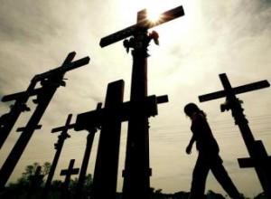 Cruces memoria