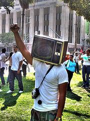 TV combativa