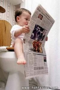 diario niño baño