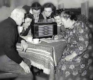 escuchando-radio