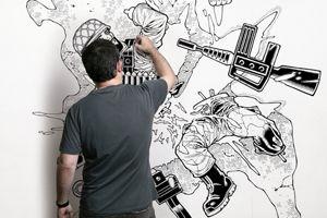Chileno se consagra en el mercado norteamericano del cómic
