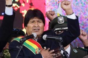 BOLIVIA-CONSTITUTION/