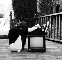 tv adolescente