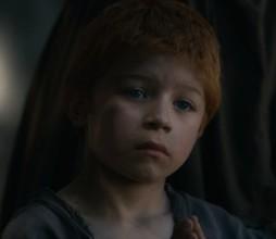el niño rojo