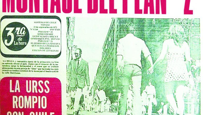 Extraordinaria editorial del diario The Clinic. Las portadas que dan cuenta del  periodismo que justificó y apoyó a la dictadura
