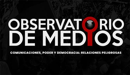 TODO CAMBIA MENOS LOS MEDIOS DE COMUNICACION