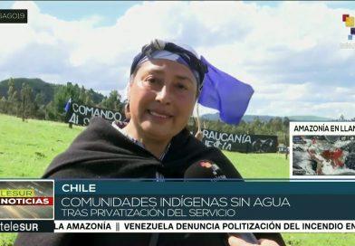 Noticias de un canal extranjero demuestran  que en Chile estamos  » mal y des» informados