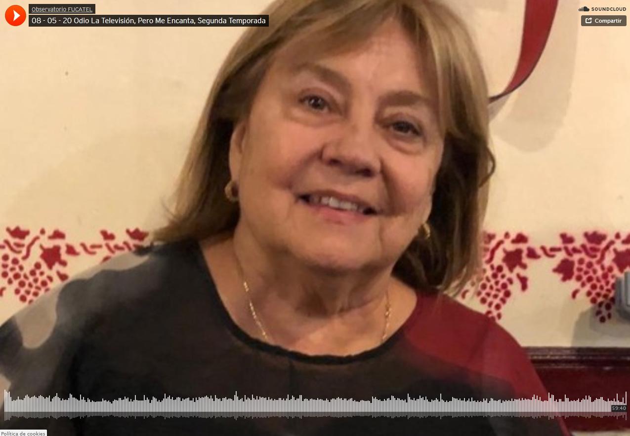 Vuelve «Odio la Televisión, pero me encanta» en Podcast y en You Tube