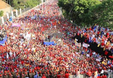 Vergüenza nacional: el tratamiento del fallido golpe en Venezuela por los canales de TV  chilenos