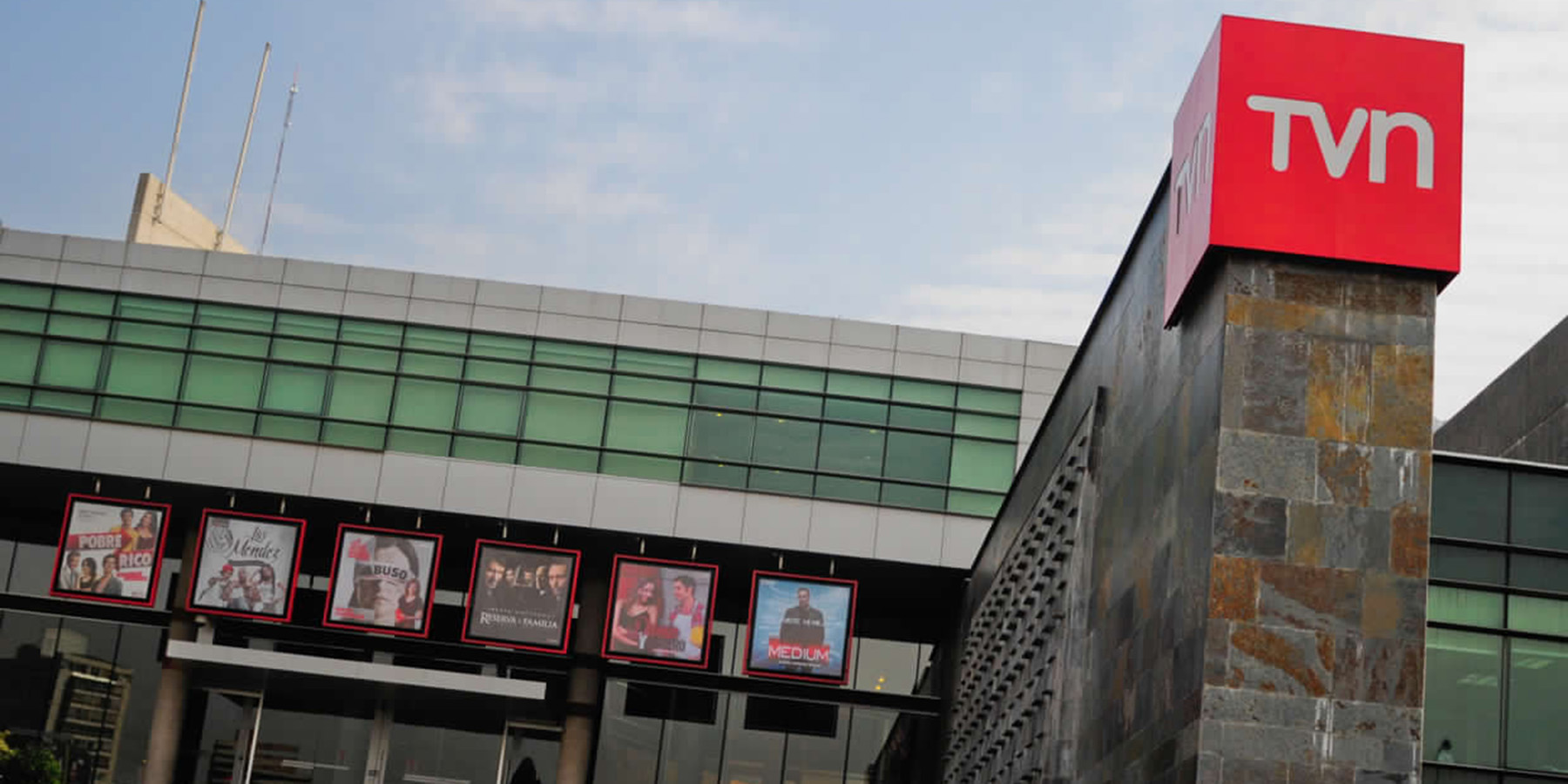 El directorio de TVN resuelve vender las instalaciones del canal público